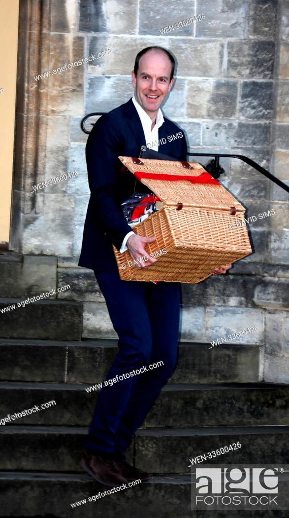 Stock Photo: Prince Harry and Meghan Markle visit Cardiff Castle during their first visit to Wales together Featuring: Atmosphere Where: Cardiff, Wales.