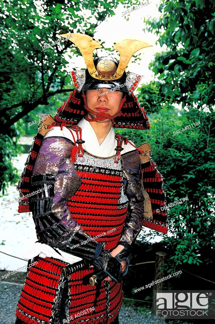Imagen: Samurai, Kyoto, Kansai, Japan.