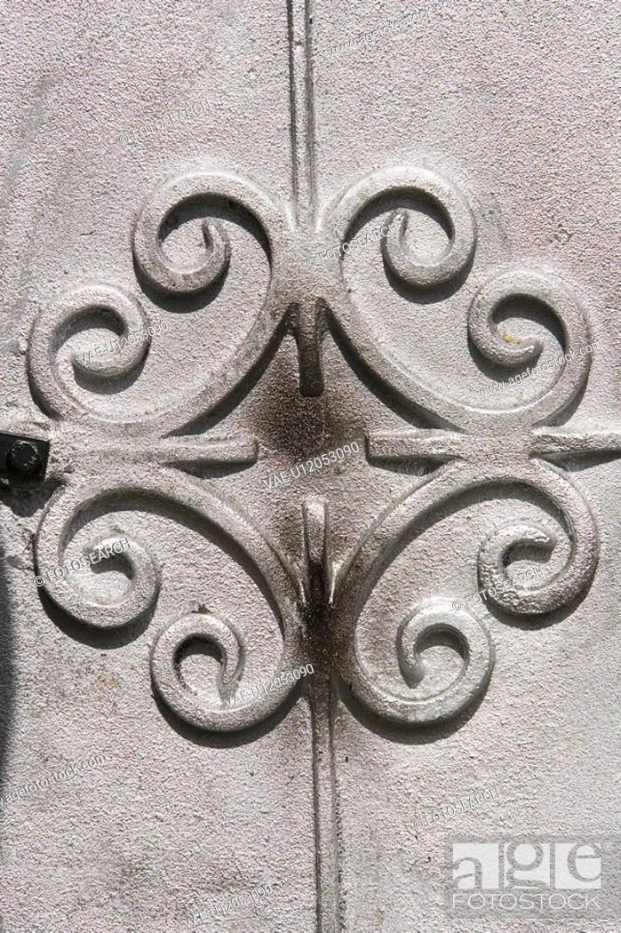 Stock Photo: Embossed, Carving, Creation, Craft, Close-Up, Artistic.