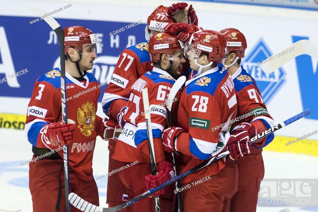Anton Belov Evgenii Dadonov Alexei