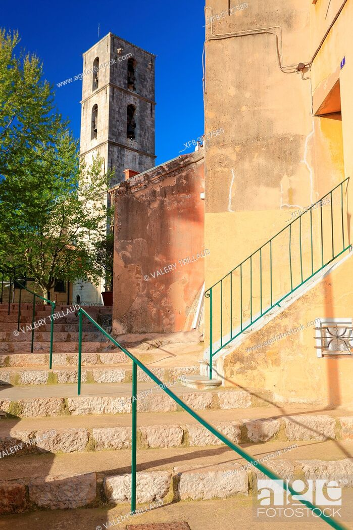 Stock Photo: Grasse, Prealpes d'Azur, 06, Alpes-Maritimes, Cote d'azur, PACA, .