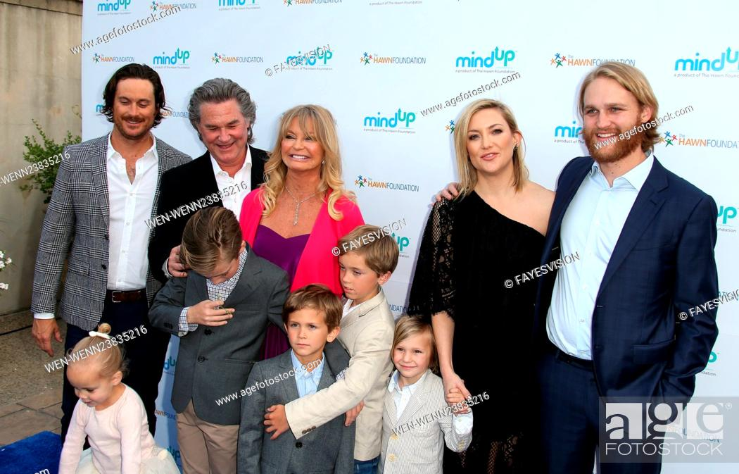 Goldie Hawn Hosts Annual Goldie S Love In For Kids Featuring Oliver Hudson Kurt Russell Stock Photo Picture And Rights Managed Image Pic Wen Wenn23835216 Agefotostock