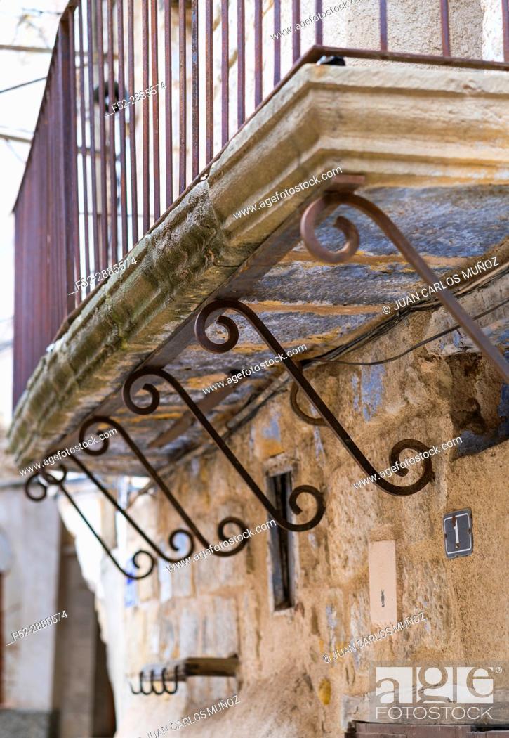 Imagen: Horta de San Joan Village, The Ports, Terres de l'Ebre, Tarragona, Catalunya, Spain.