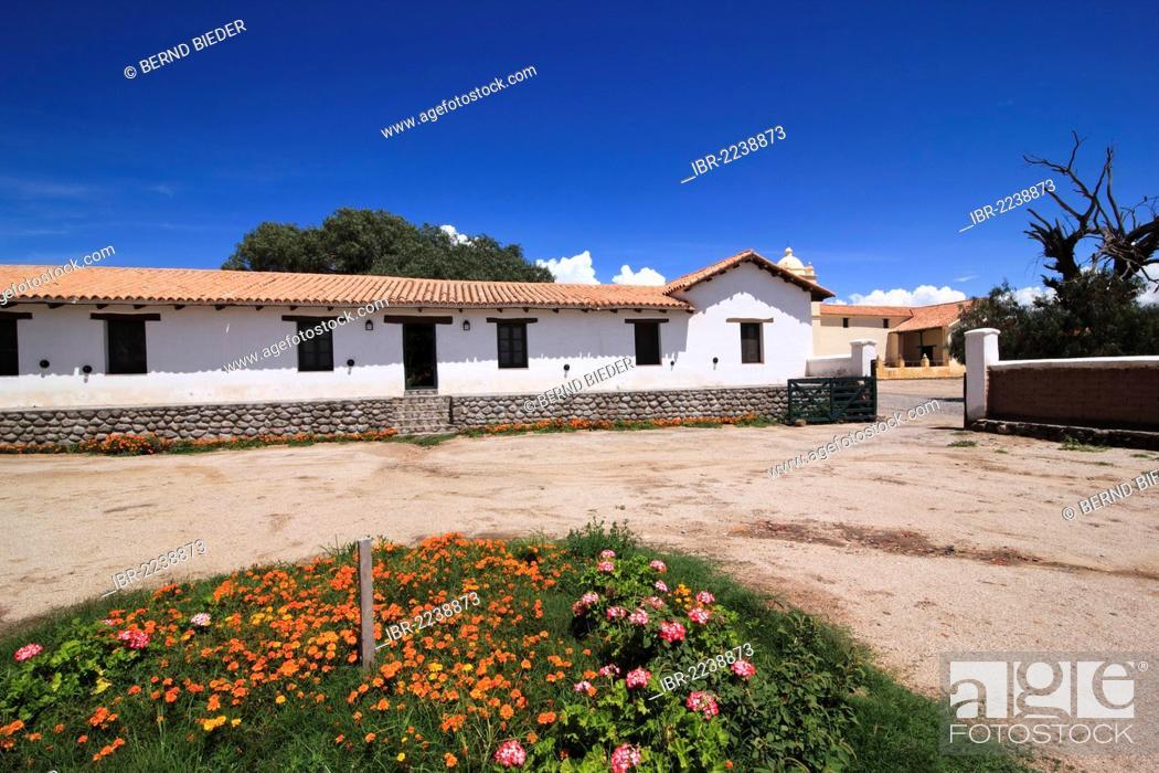 Photo de stock: Hacienda, Molinos, Argentina, South America.