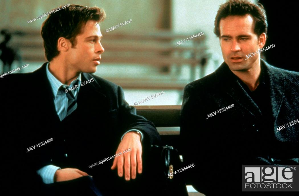 Brad Pitt Jason Patric Characters Michael Sullivan Lorenzo Shakes Carcaterra Film Sleepers Stock Photo Picture And Rights Managed Image Pic Mev 12554400 Agefotostock