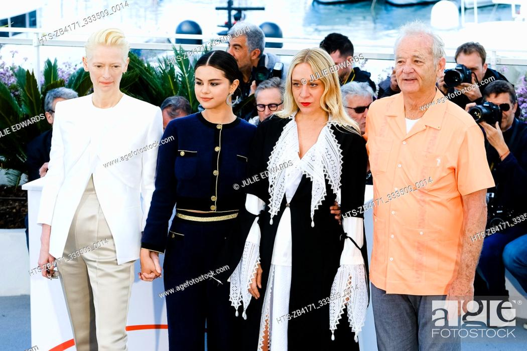 Stock Photo: Cast poses at a photocall for The Dead Don't Die on Wednesday 15 May 2019 at the 72nd Festival de Cannes, Palais des Festivals, Cannes.