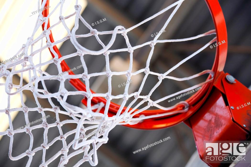 Stock Photo: Basket.