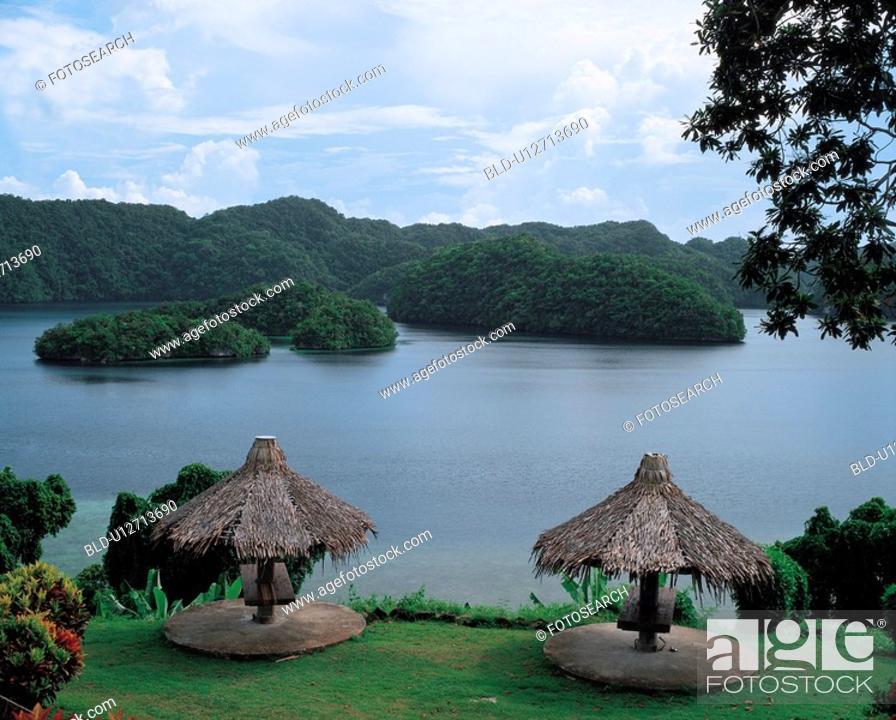 Stock Photo: landscape, cloud, scenery, lake, river, sky.
