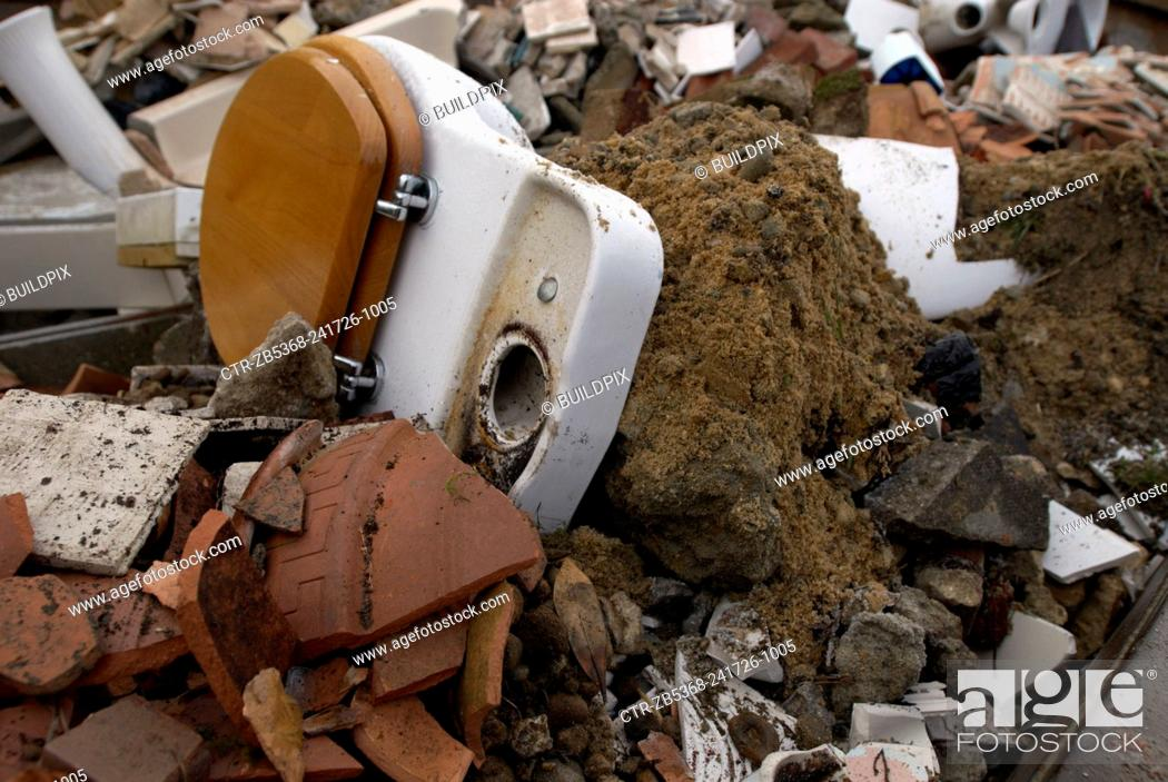 Imagen: Household Appliance waste.