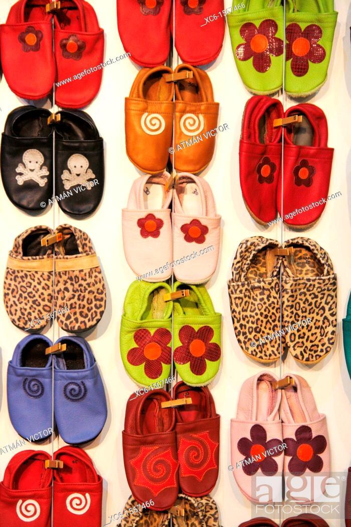 Stock Photo: Slippers.