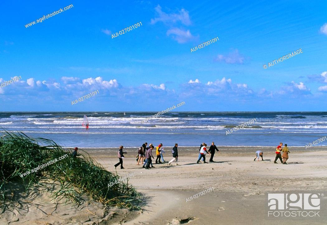 Stock Photo: Belgium - Oostduinkerke - Koksijde - North Sea.