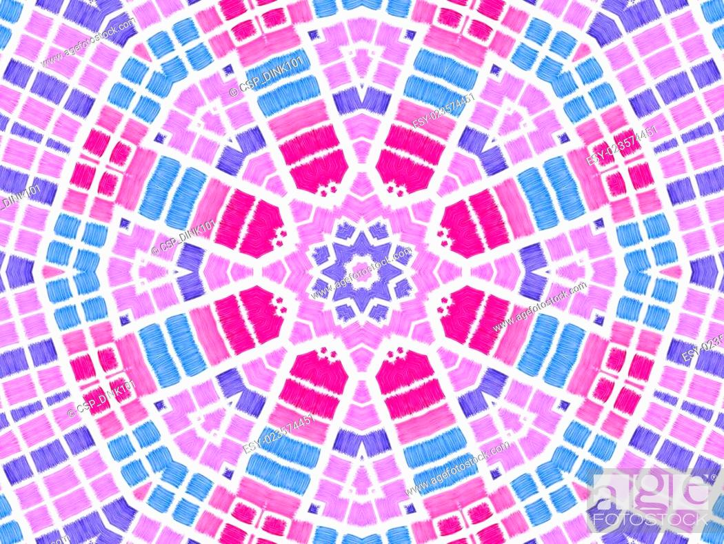 Stock Photo: Abstract pattern.
