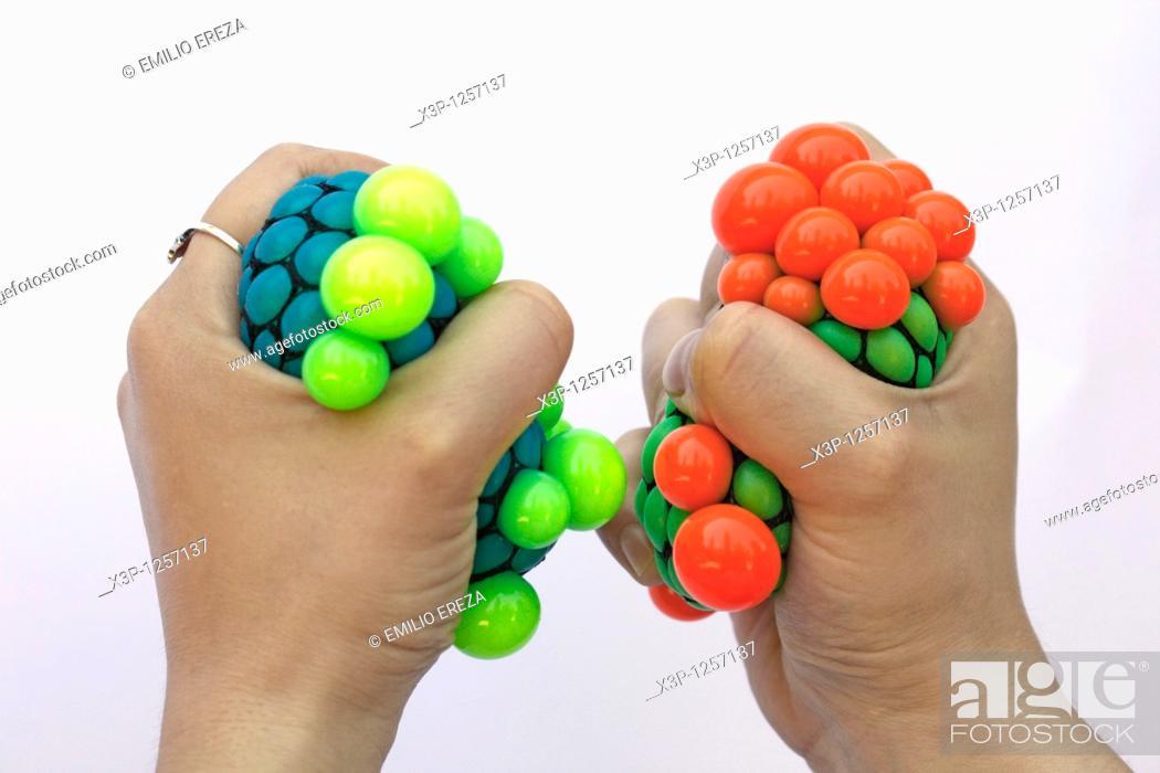 Imagen: Stress balls.