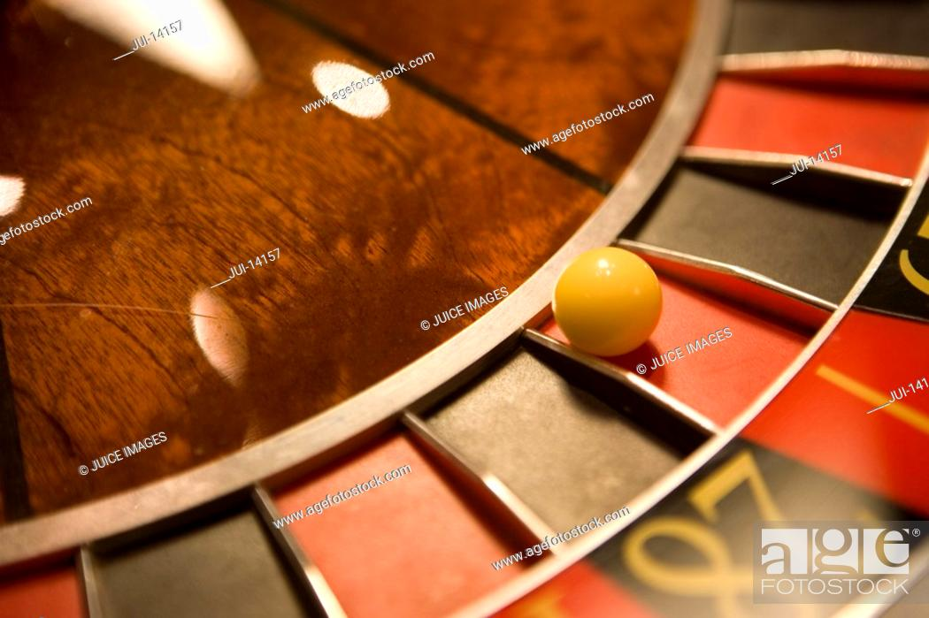 Stock Photo: Roulette.