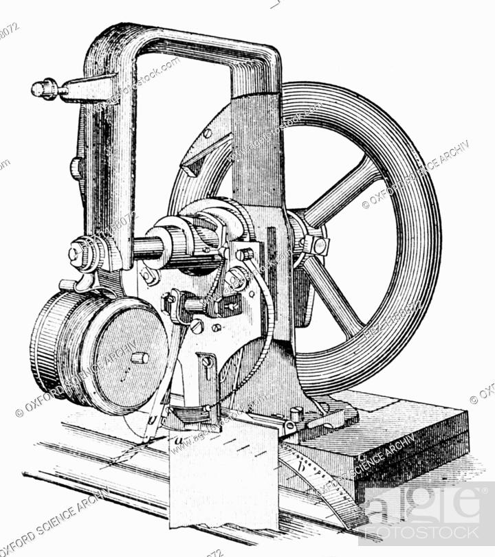The First Lockstitch Sewing Machine Patented By American Inventor Cool Picture Of The First Sewing Machine