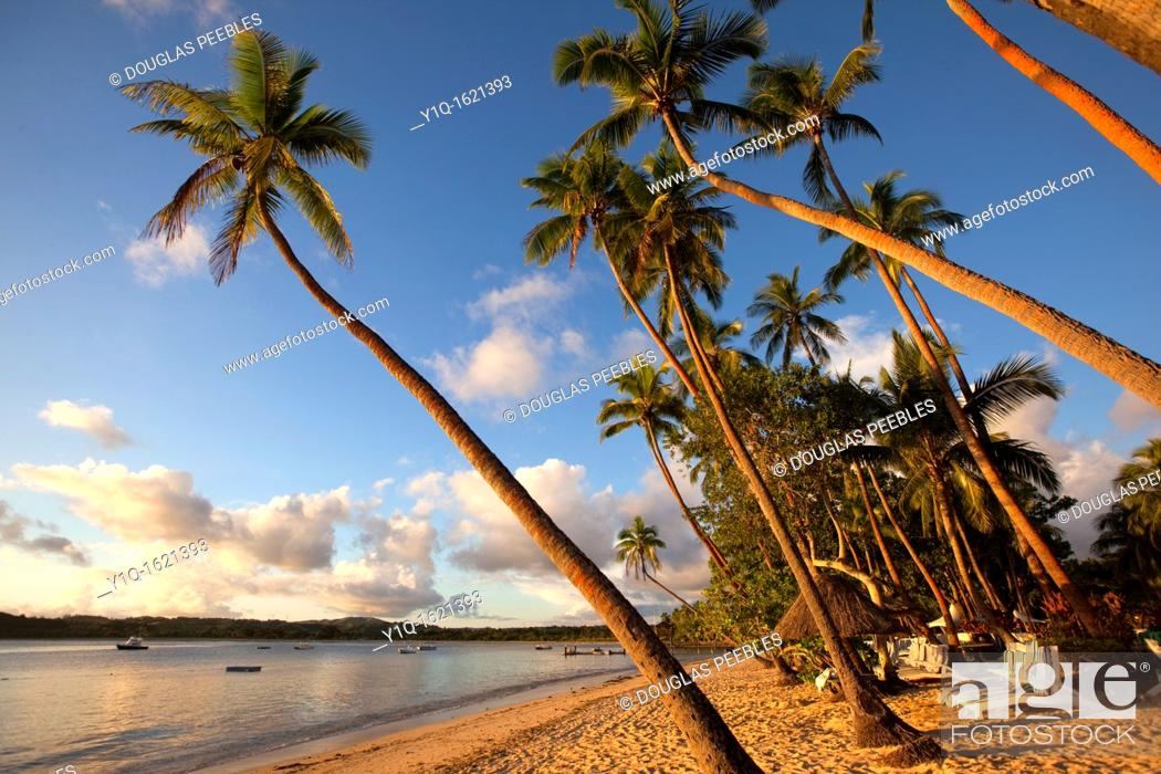 Stock Photo: Shangri-la Fijian Resort and Spa, Coral Coast, Viti Levu, Fiji.