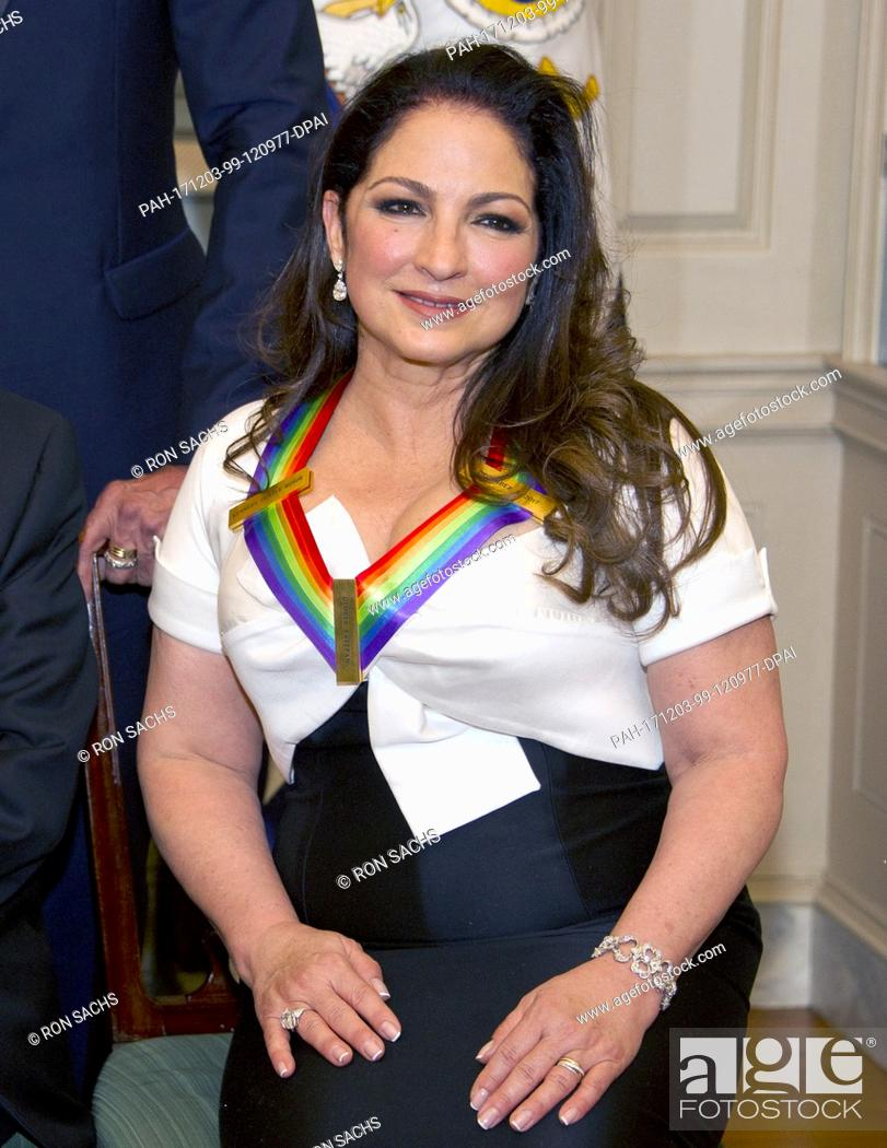 Gloria Estefan One Of He Five Recipients The 40th Annual Kennedy
