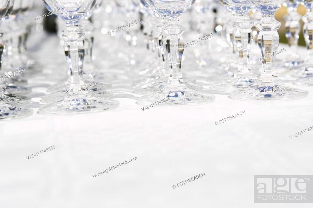 Stock Photo: Glass, Glassware.