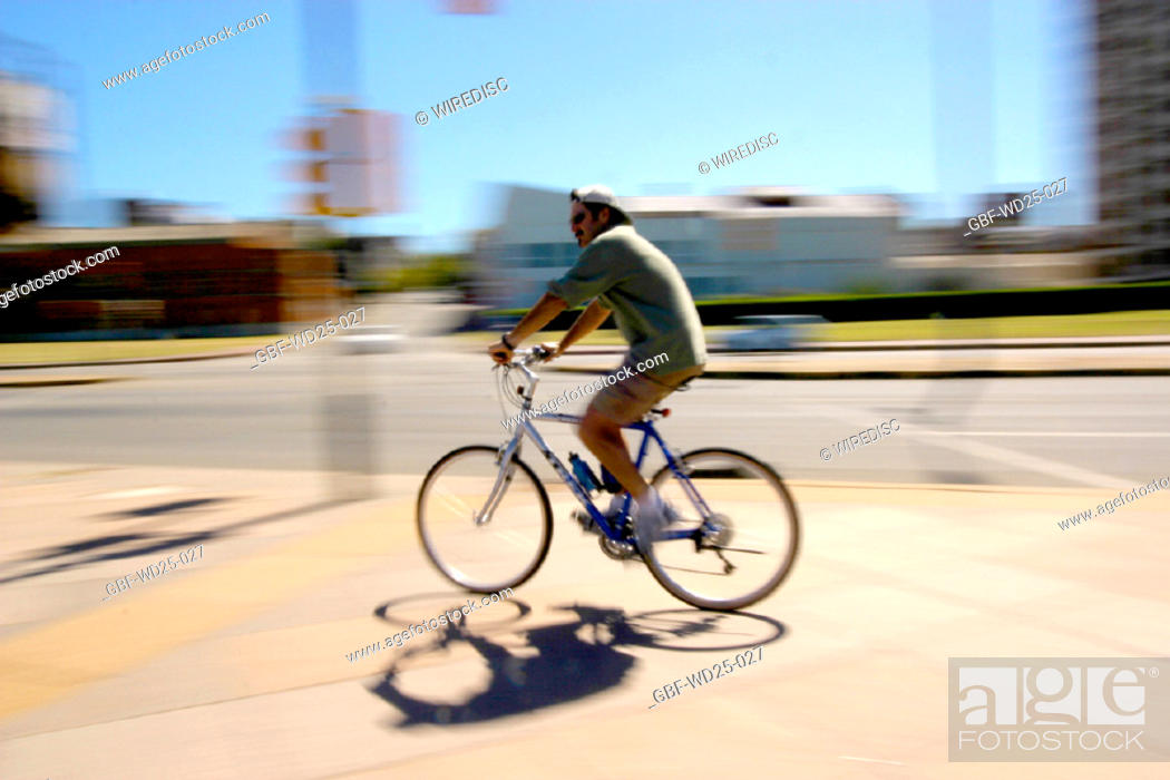 Stock Photo: Transport, cycling,.