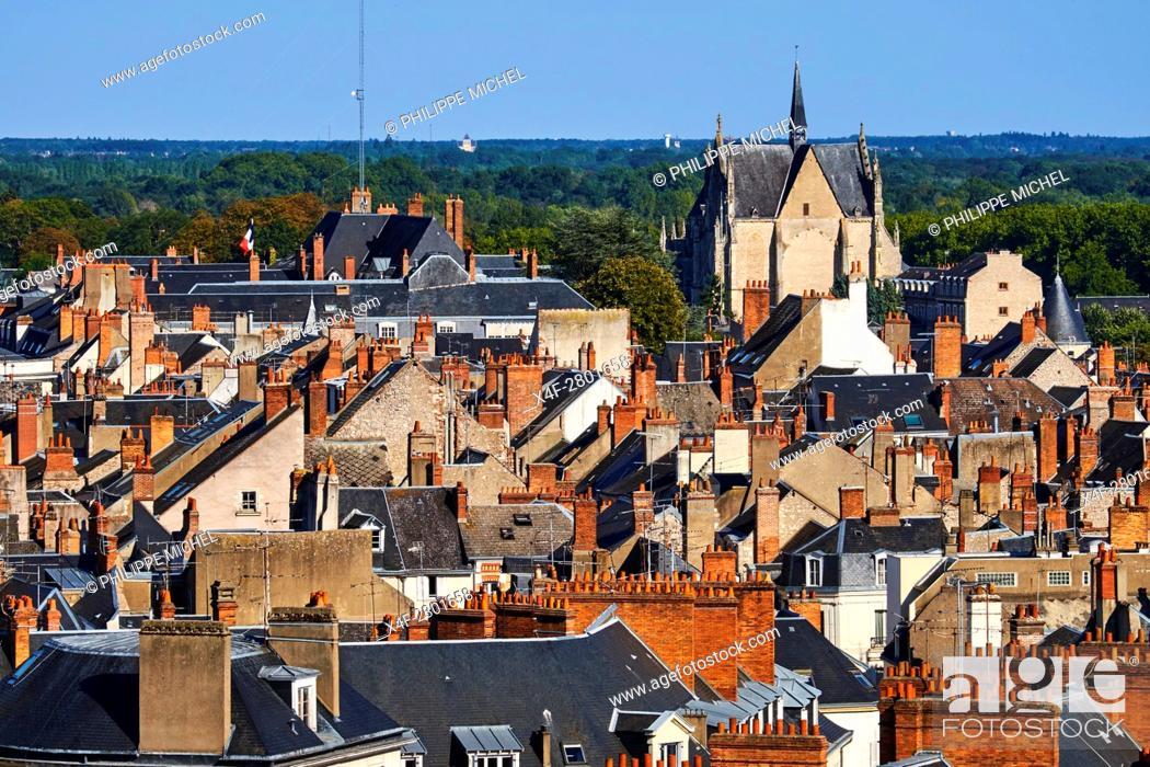 Imagen: France, Loiret, Orleans,.