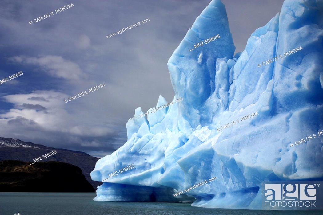 Stock Photo: El Calafate, Patagonia. Argentina.
