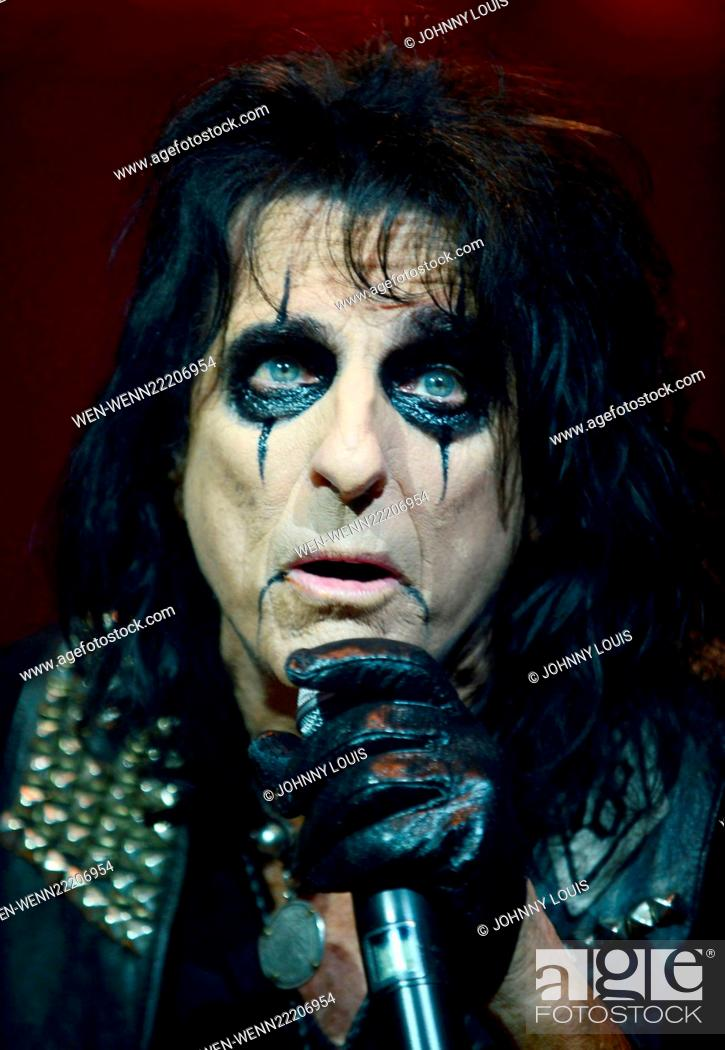 Alice Cooper Performs Live At Hard Rock Live In Hollywood Featuring