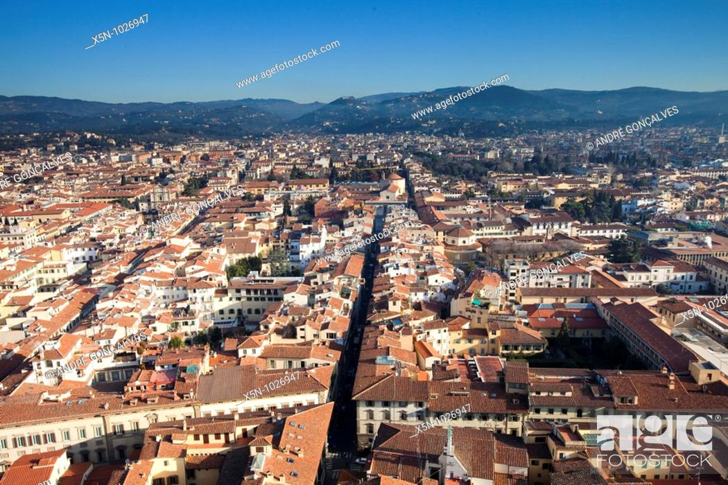 Stock Photo: Florence, Tuscany, Italy.
