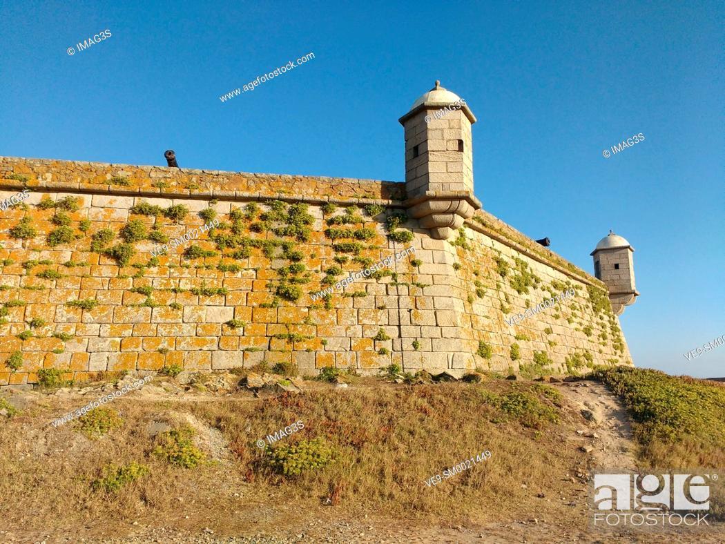 Imagen: Forte de São Francisco Xavier / 'Castelo do Queijo', Matosinhos, Porto, Portugal.