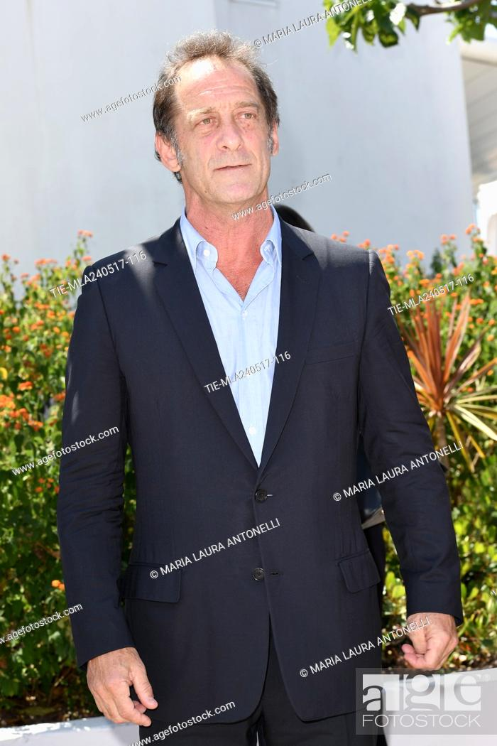 Vincent Lindon During The Photocall Of Film Rodin At 70th Cannes