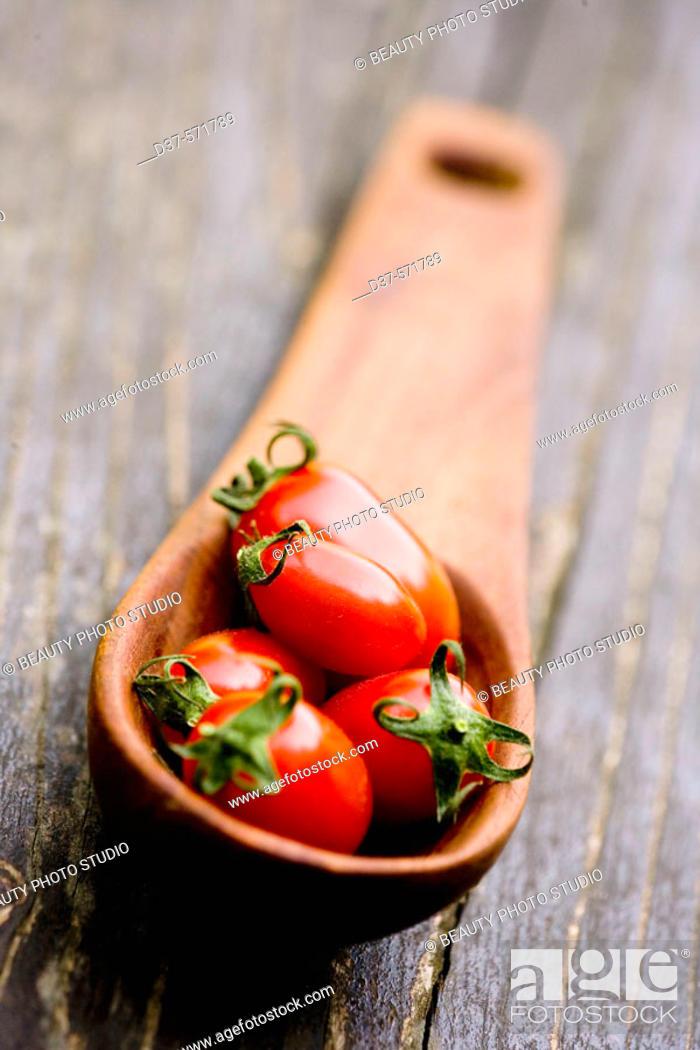 Stock Photo: Food.
