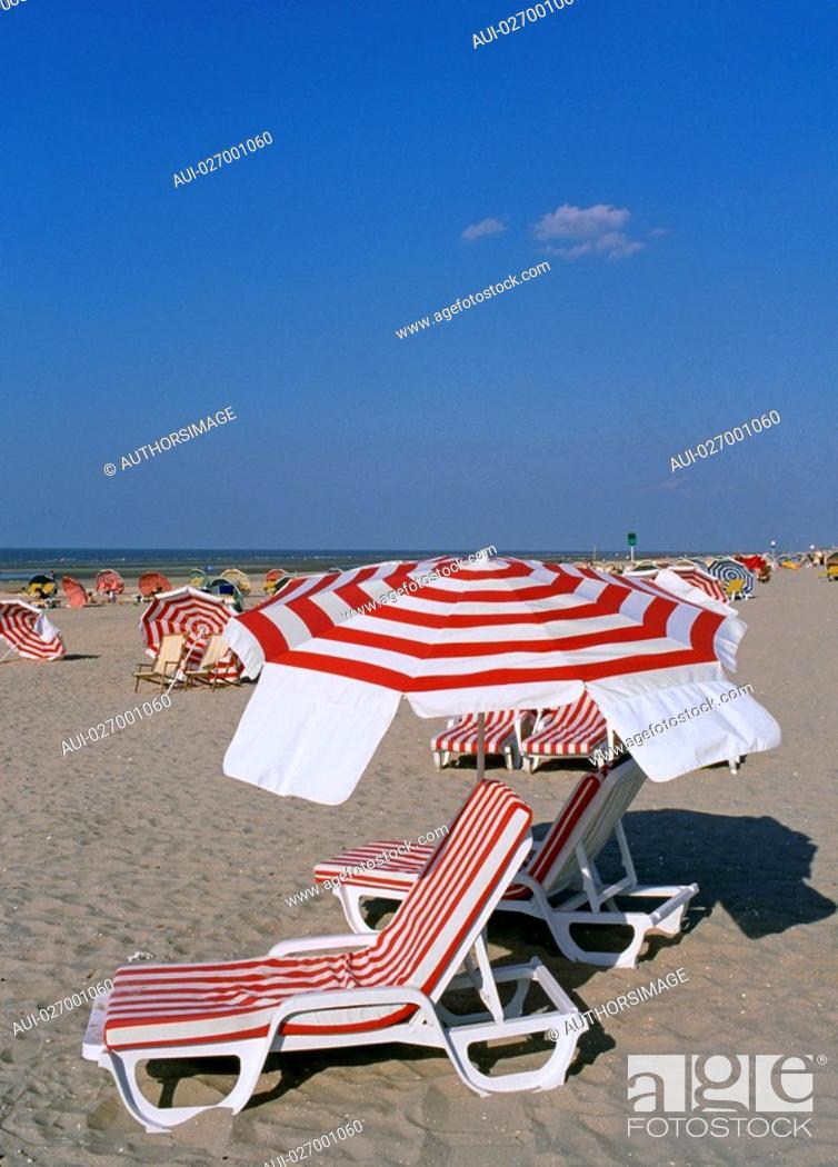 Stock Photo: Belgium - North Sea.