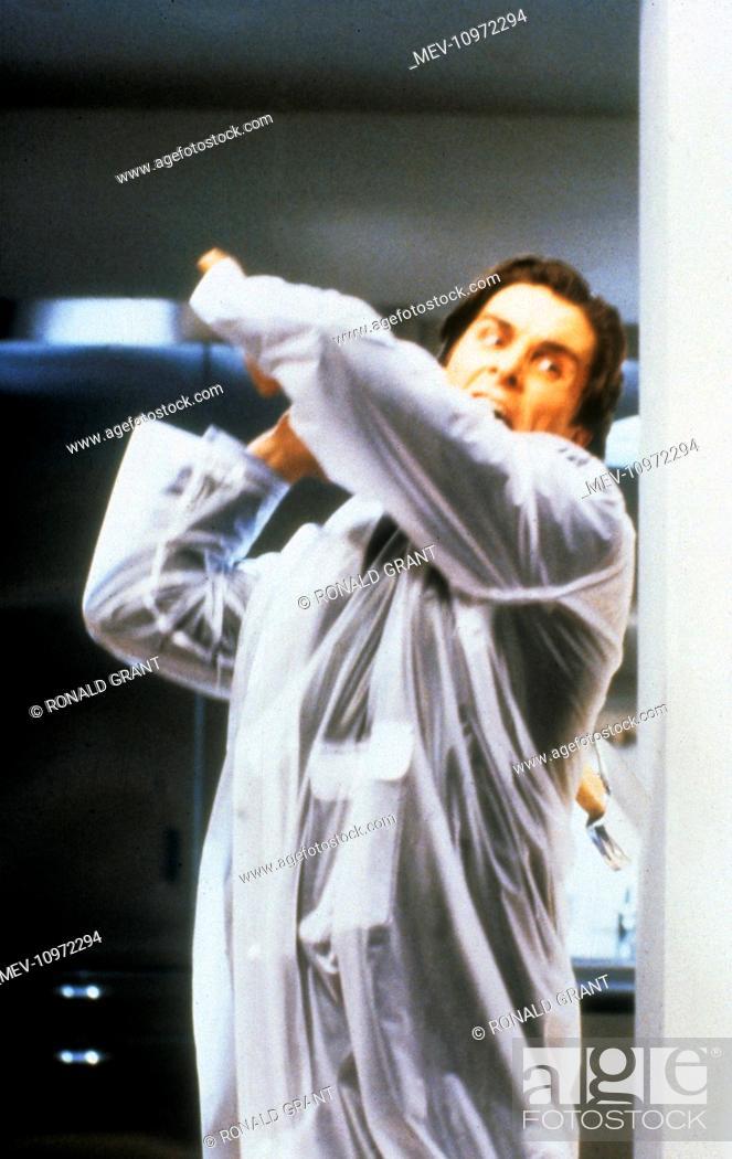 AMERICAN PSYCHO [US 2000] CHRISTIAN BALE as Patrick Bateman