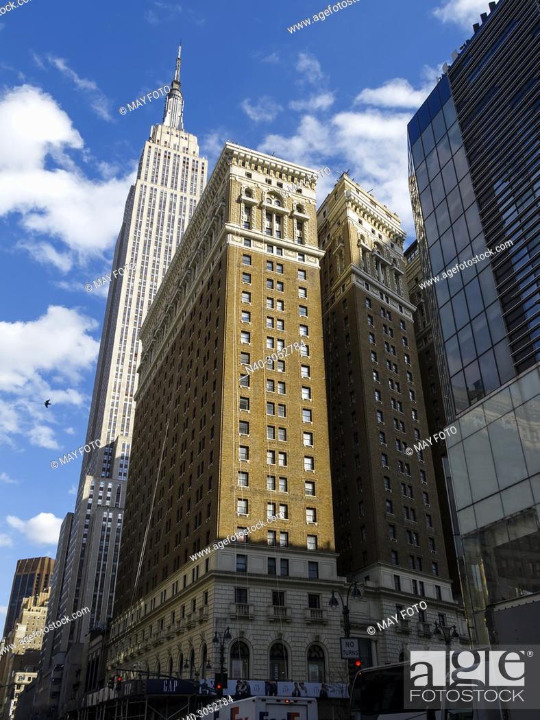 Imagen: New York City, USA, North America.