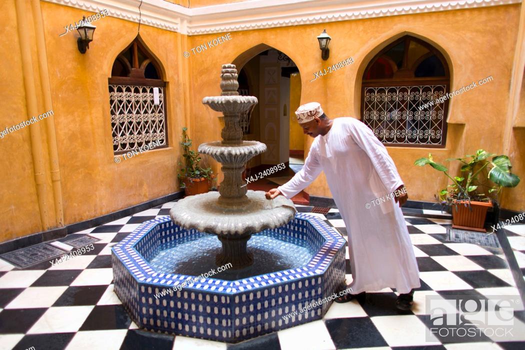 Photo de stock: Farid Hamid, Man from Zanzibar.