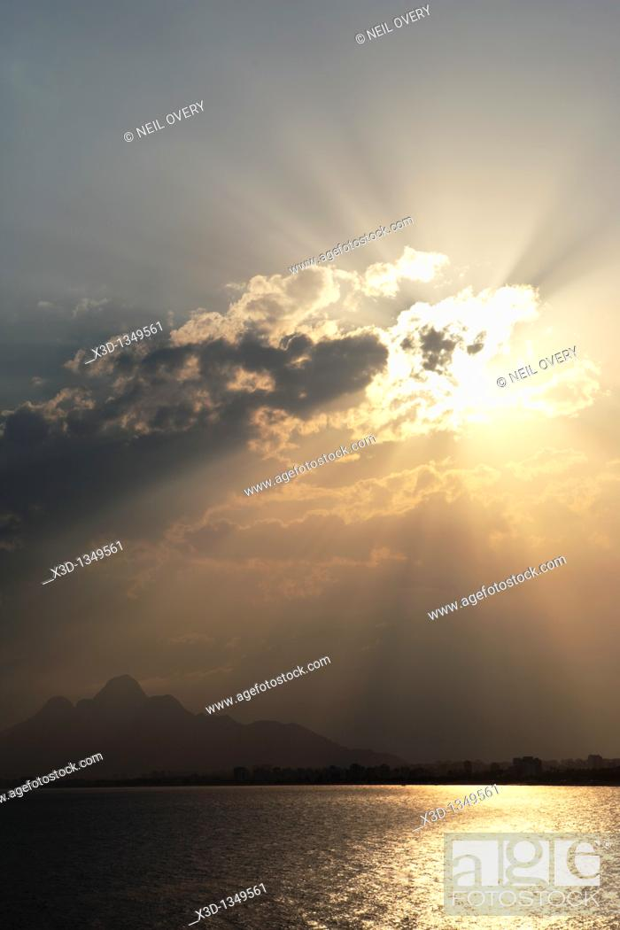Stock Photo: Taurus Mountains, Turkey.