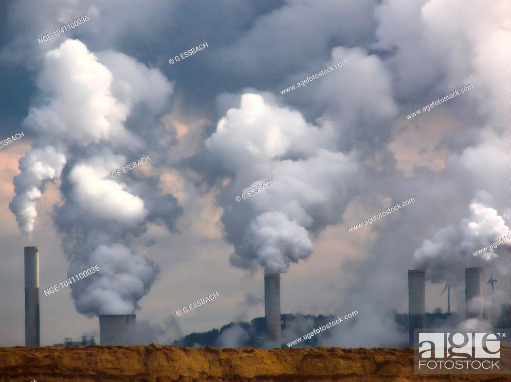 Open cast Mining, Stock Photo, Picture And Rights Managed Image. Pic. NGE-1041100036    agefotostock
