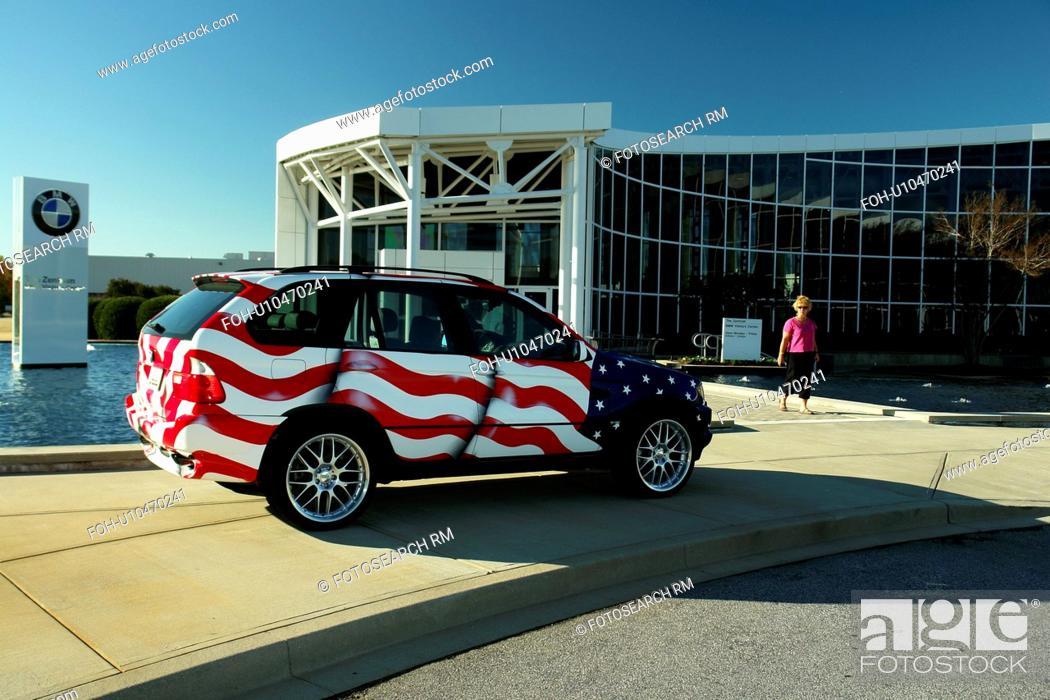 BMW Plant Spartanburg >> Bmw Spartanburg Sc Automobilindustrie