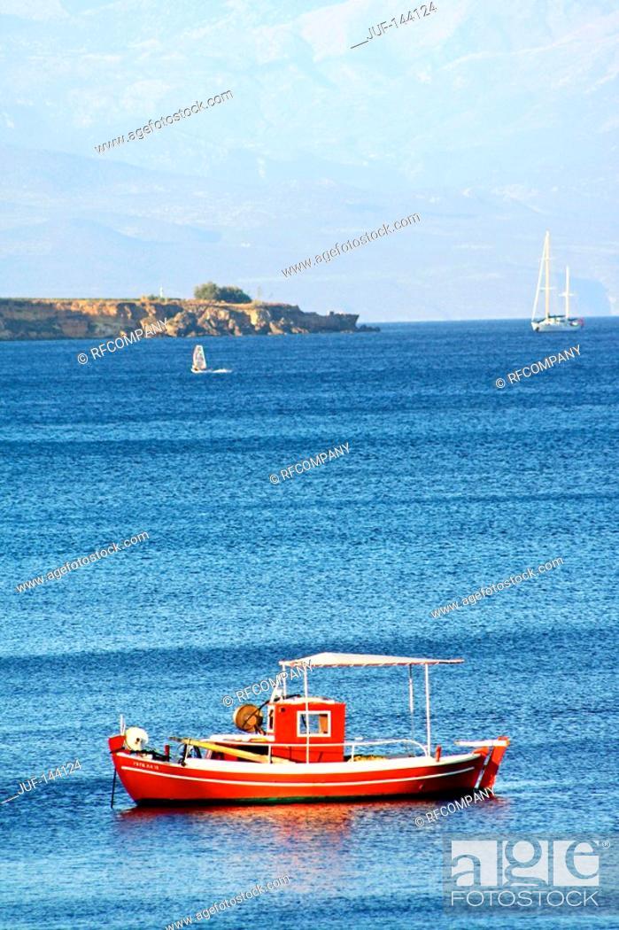 Stock Photo: Greece : Koroni.
