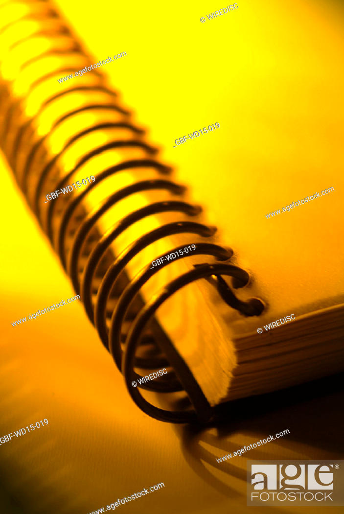 Stock Photo: Businesses Concepts II, copybook, Brazil.
