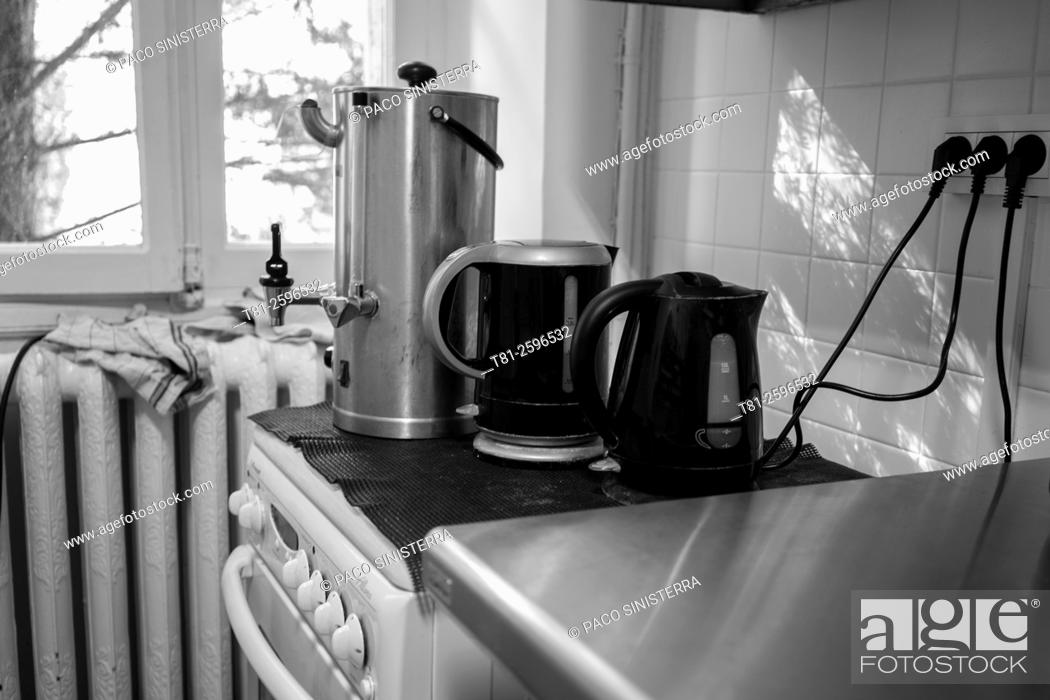 Imagen: Coffee hotel, Galp, Fancia.