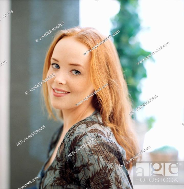 Imagen: Portrait of a woman.