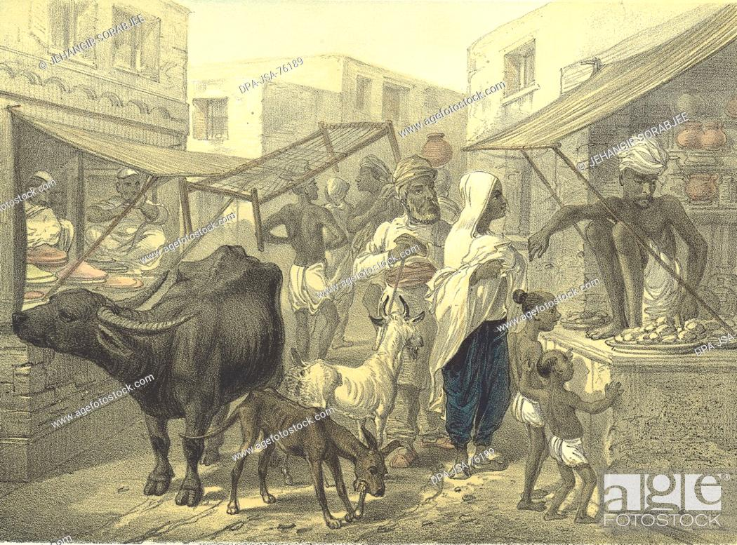 life in india before british rule