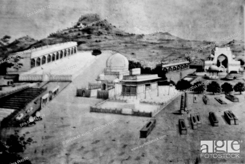 Old picture of dargah khwaja garib nawaz ajmer rajasthan stock photo old picture of dargah khwaja garib nawaz ajmer rajasthan india thecheapjerseys Gallery