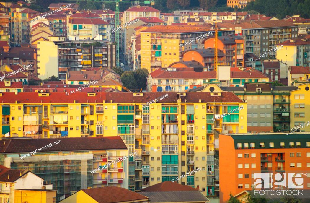 Stock Photo: Italy Piedmont Turin (Torino).