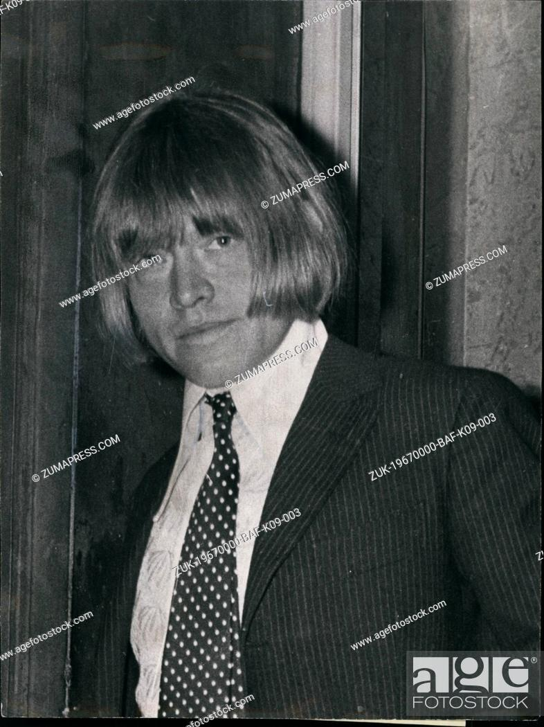 Dec  00, 1967 - Rolling Stone Brian Jones jailed for nine