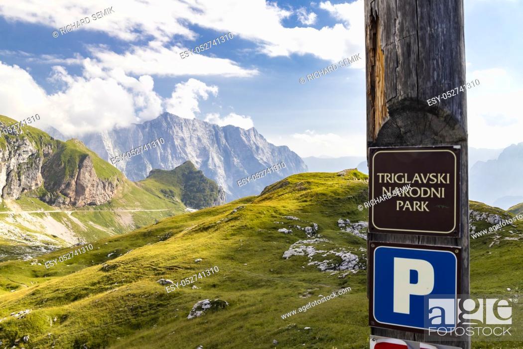 Imagen: Mangart mountain, Triglav national park, Julian Alps, Slovenia.