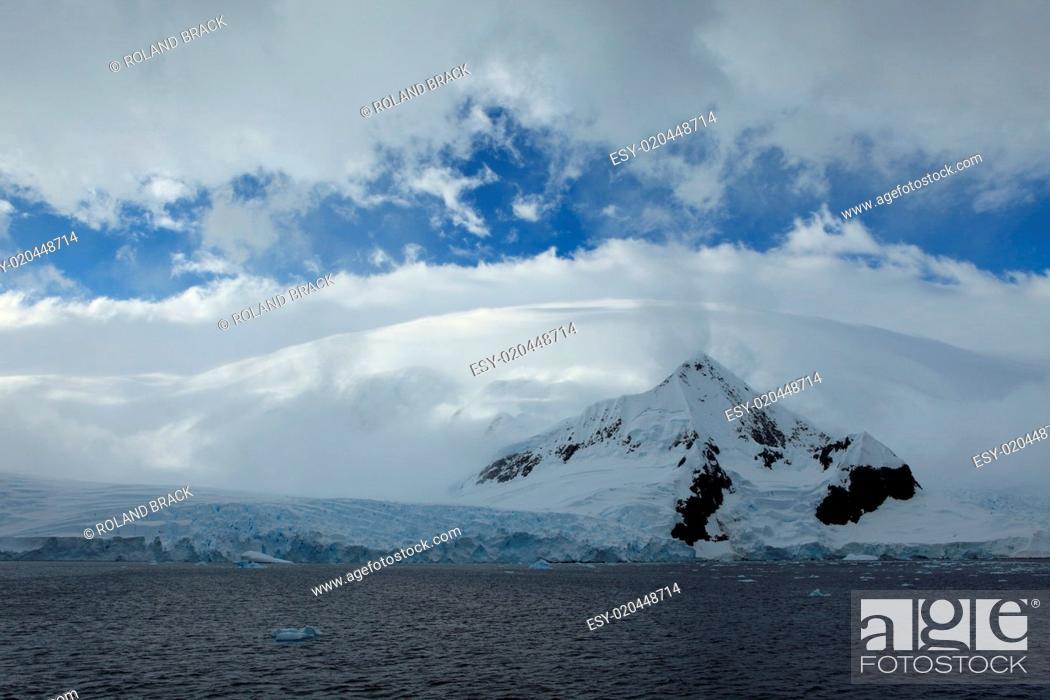 Imagen: Antarktis.