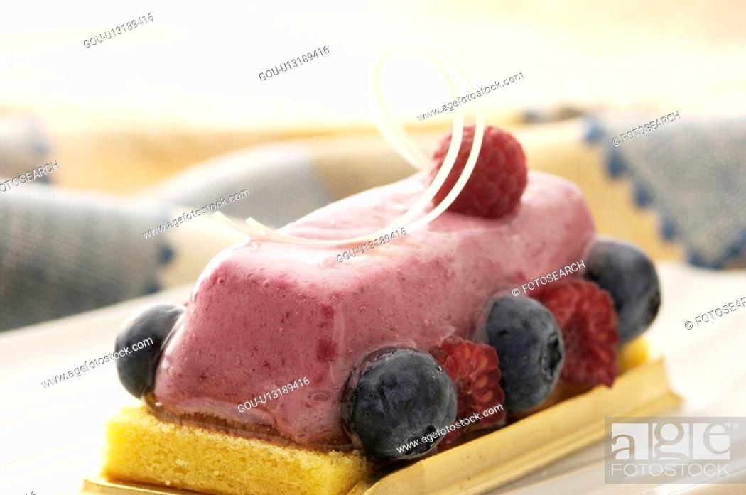 Stock Photo: Cake.