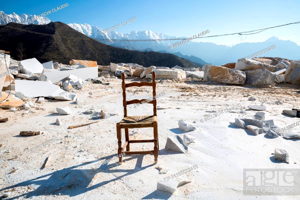 Europe, Italy, Carrara, Marble Quarries Carrara marble is a