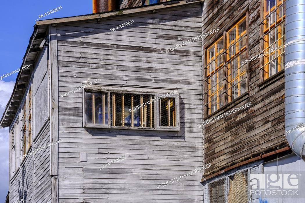 Stock Photo: Decor Art - colorful painted murall corner.